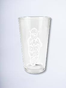 Smokey Bear 16oz. Drinking Glass